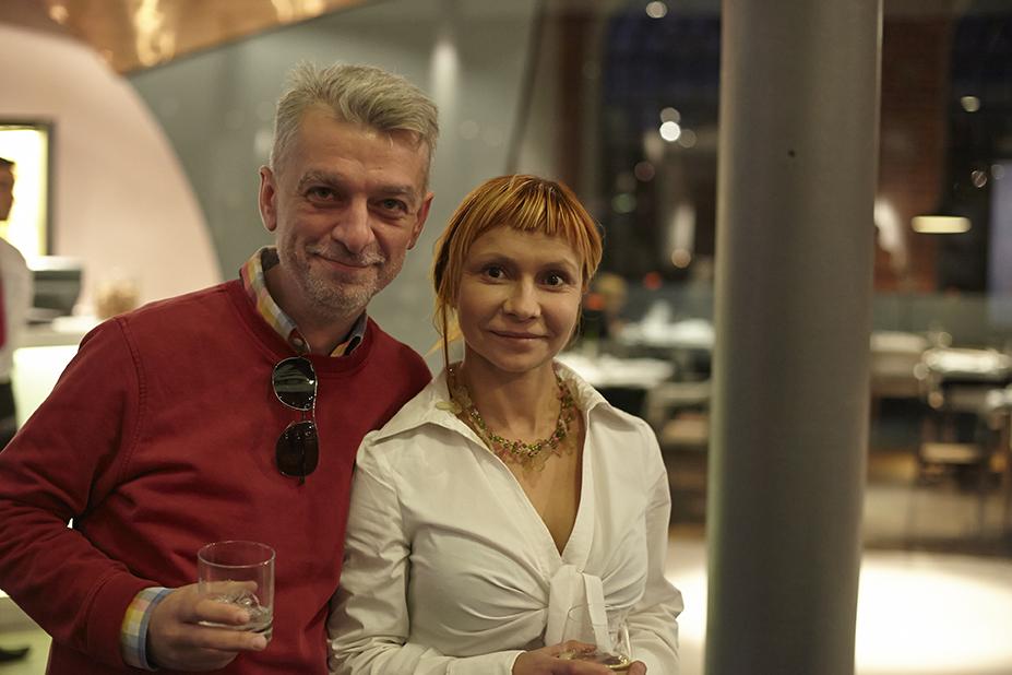 """Promocja ANDEL'S ART BOOK i finisaż wystawy """"Rdza"""" Pawła Dunala  Fot. Michał Przeżdzik Buczkowski"""