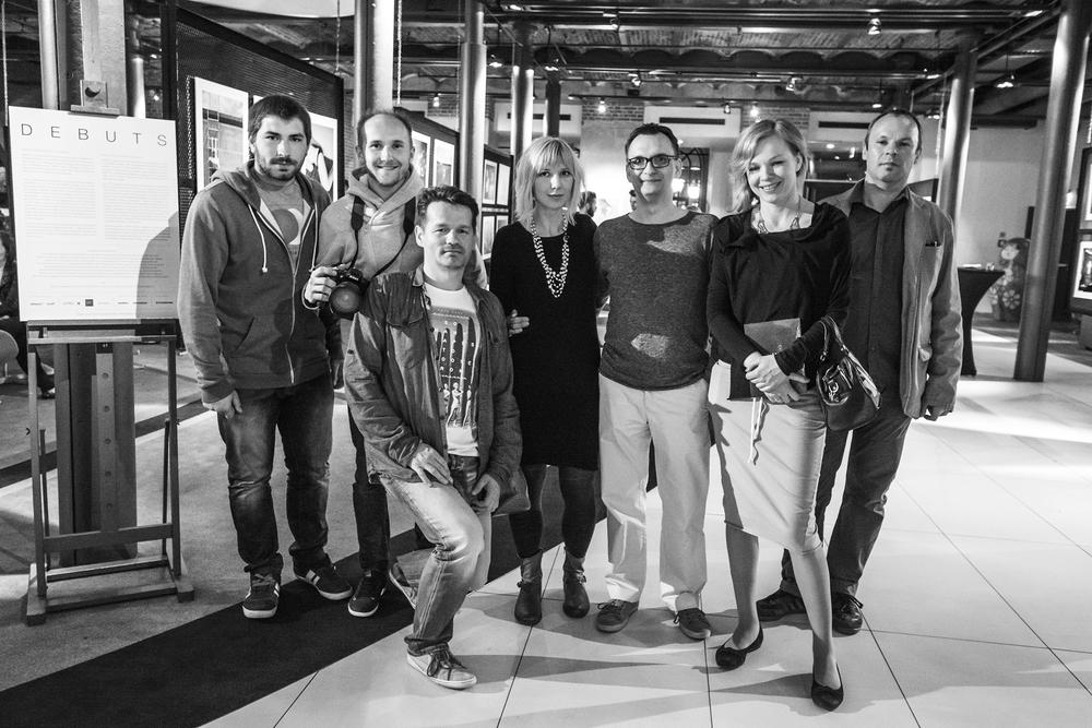 DEBUTS 2015 Fot. Arek Kilkulski