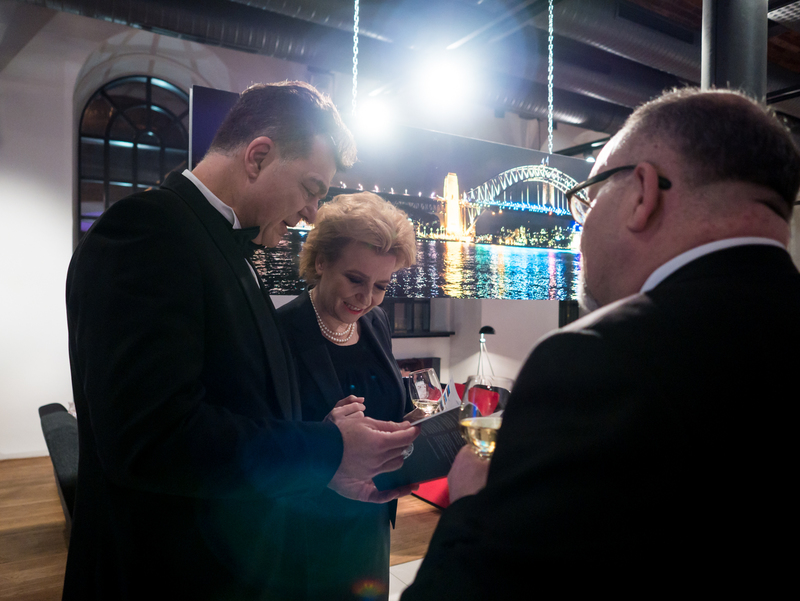 Jarosław Michał Sobczak World's Magic Moments: the Antipodes - Łódź